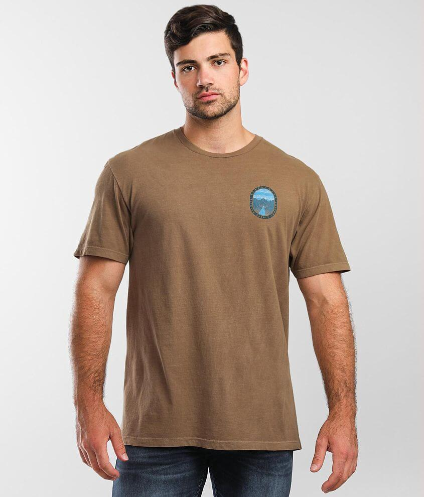 Departwest Highway T-Shirt front view