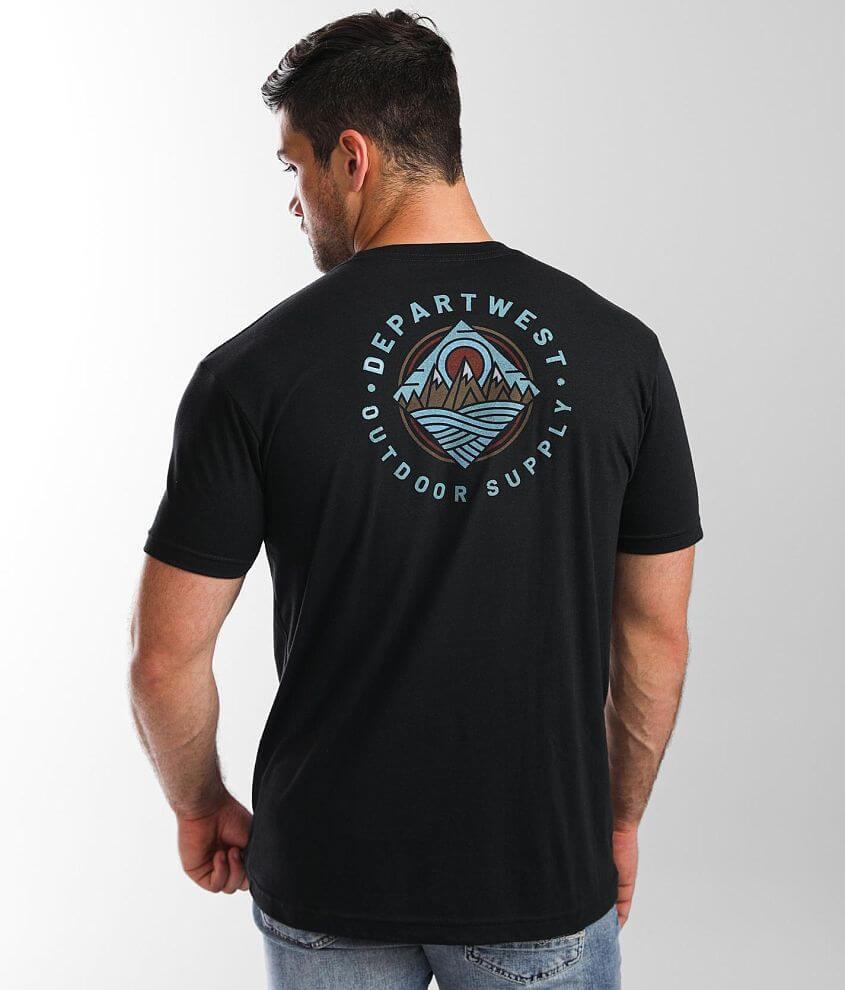 Departwest Diamond Head T-Shirt front view