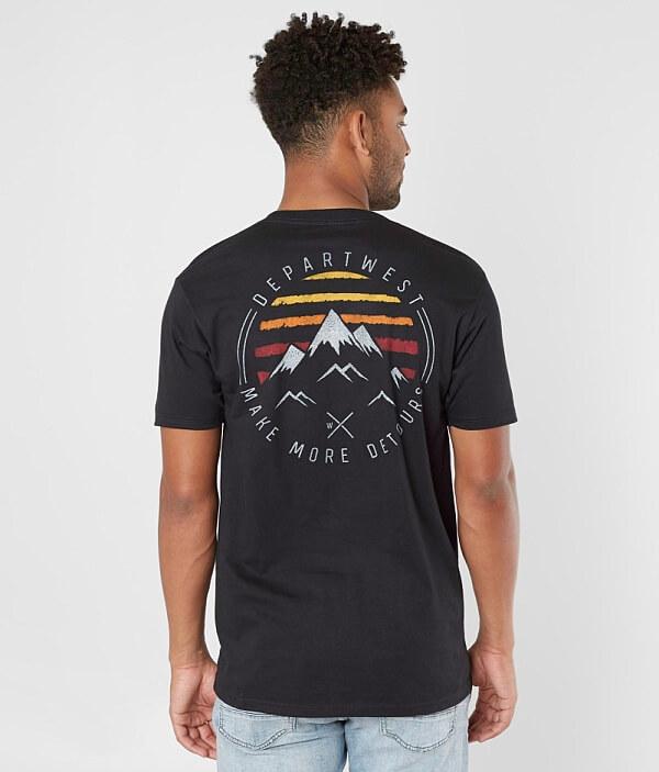 Shirt Crest Shirt Crest T Departwest Departwest T Departwest wU5COqRx