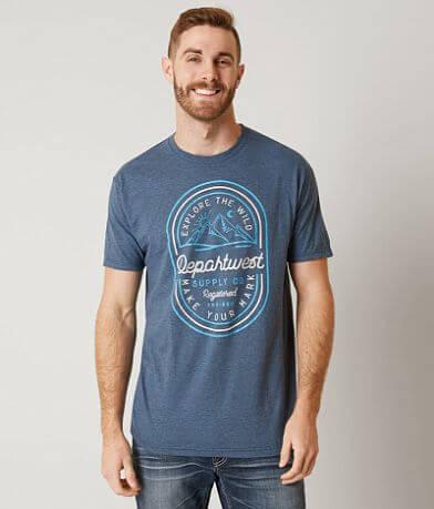 Departwest Explore The Wild T-Shirt