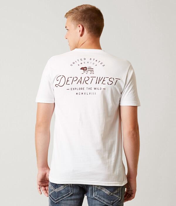 Departwest West West T Departwest American Departwest Shirt American West American T Shirt axqwpanr