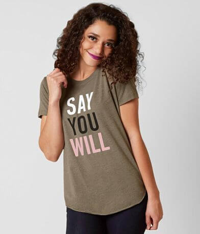BKE Say You Will T-Shirt