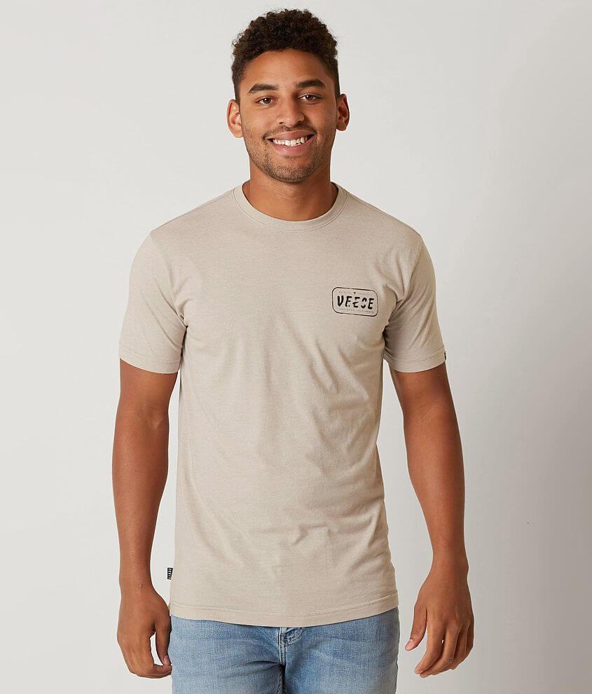 Veece Blotched T-Shirt front view