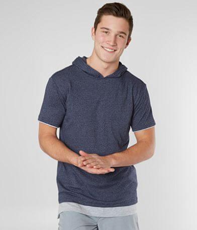 Veece Basic Hooded T-Shirt