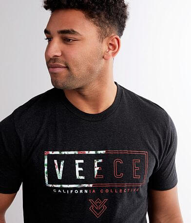 Veece Two Stroke Floral T-Shirt