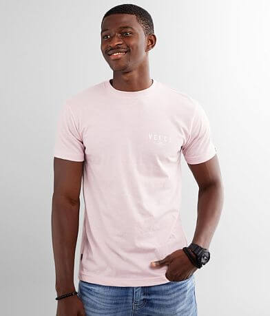 Veece Two Tone Oil Stain T-Shirt