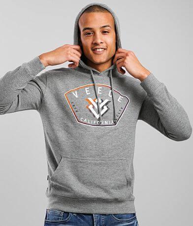 Veece Cali Pullover Hooded Sweatshirt