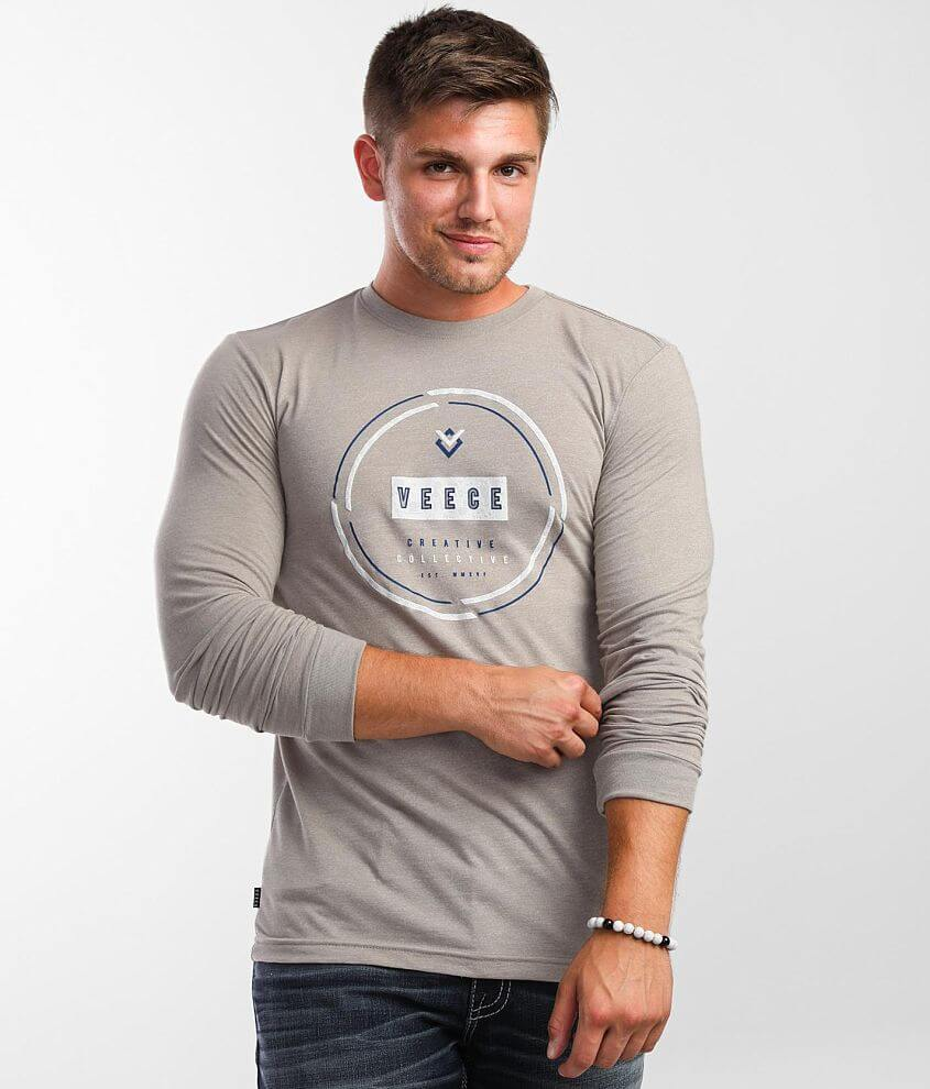 Veece Circular T-Shirt front view