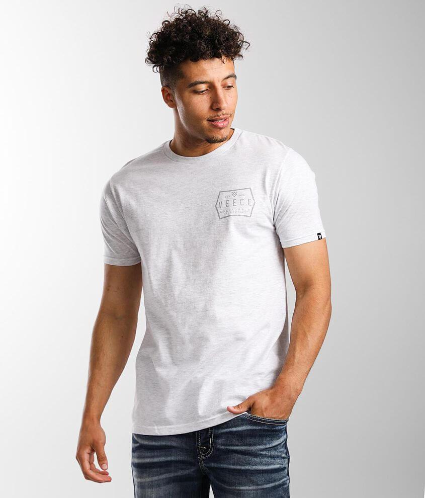 Veece Badge T-Shirt front view
