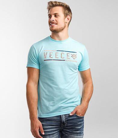 Veece Broken Lines T-Shirt