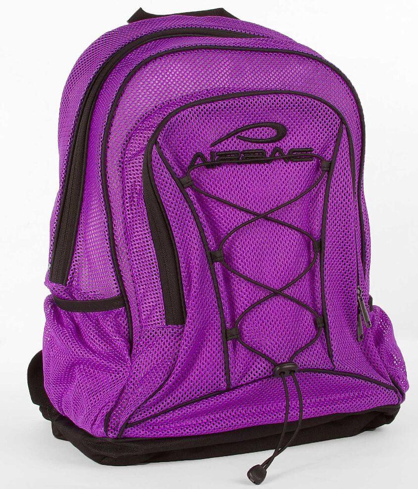 AirBac Neon Mesh Backpack