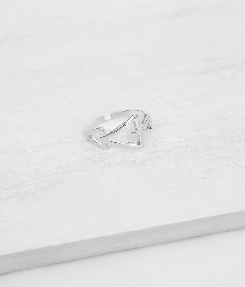 BKE Triangle Ring front view