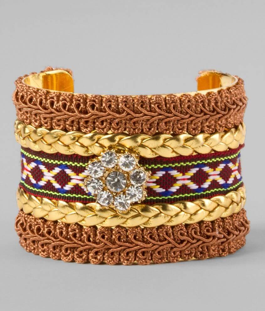 BKE Cuff Bracelet front view
