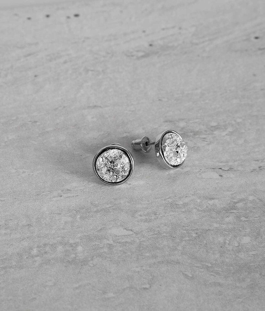 BKE Stone Earring front view