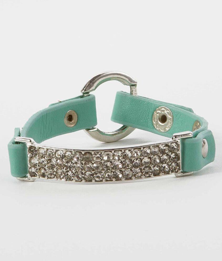 BKE Glitz Bracelet front view