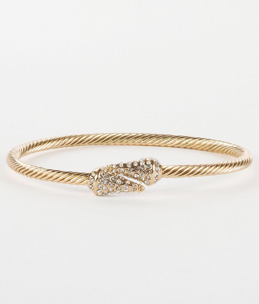 BKE Textured Cuff Bracelet front view