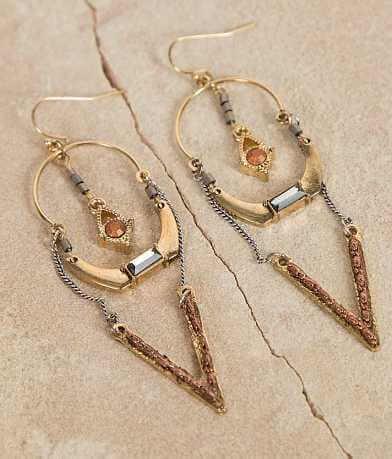 Festive Rhinestone Earring
