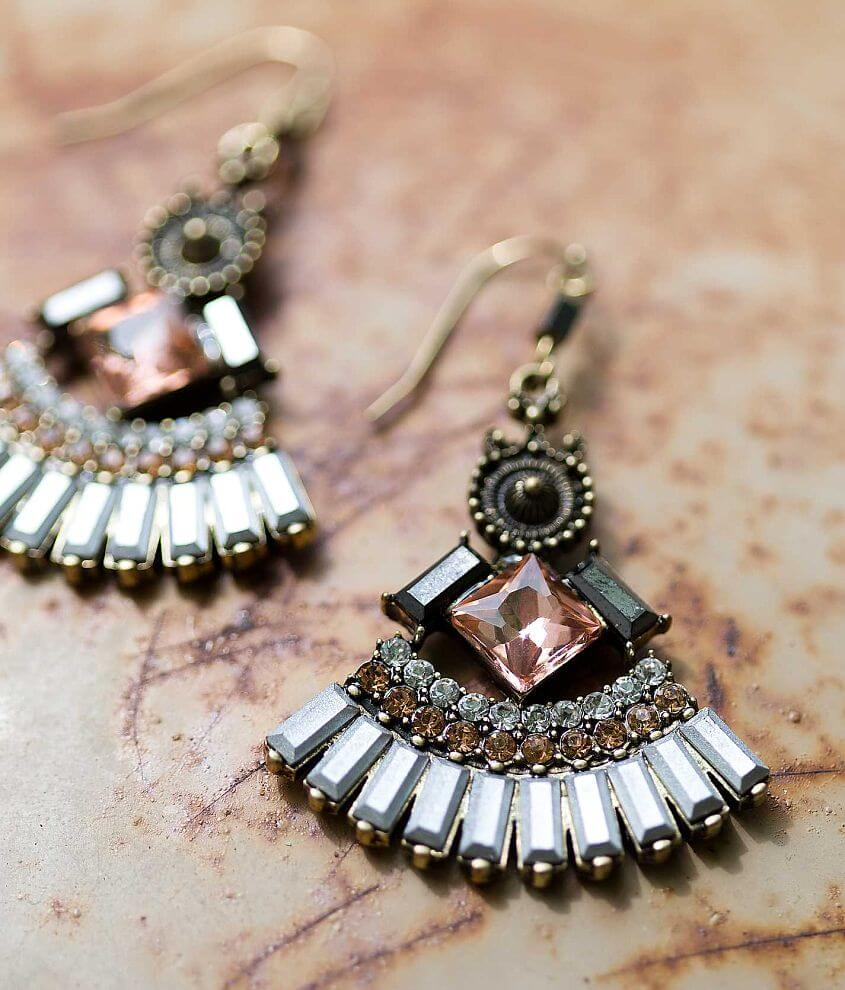 Gimmicks Statement Earring front view