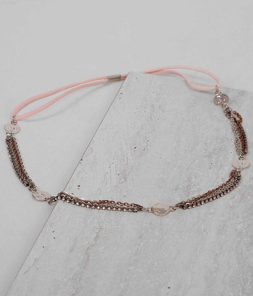 BKE Chain Headband front view