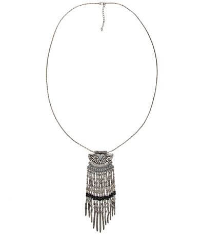Festive Fringe Necklace