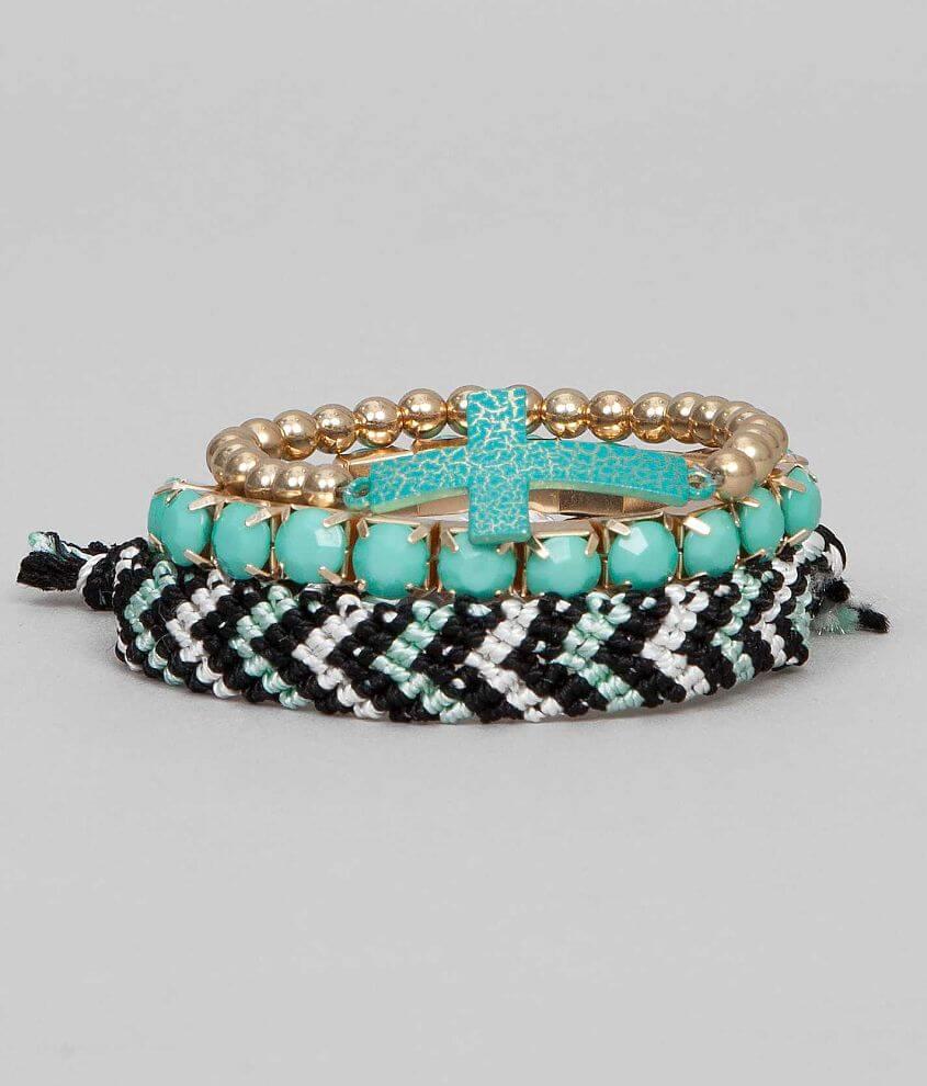 Daytrip Bracelet Set front view