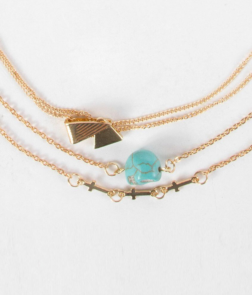 Daytrip Necklace Set front view
