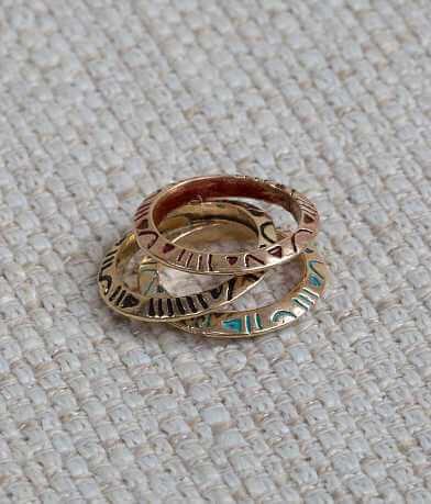 Festive Midi Ring Set