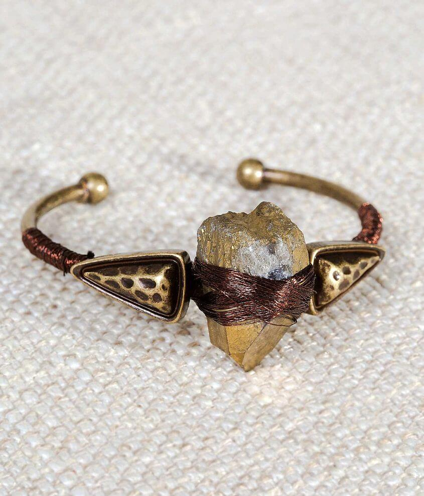 Gimmicks by BKE Cuff Bracelet front view