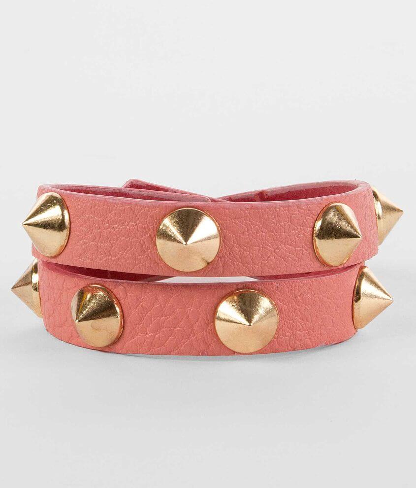 BKE Studded Bracelet front view