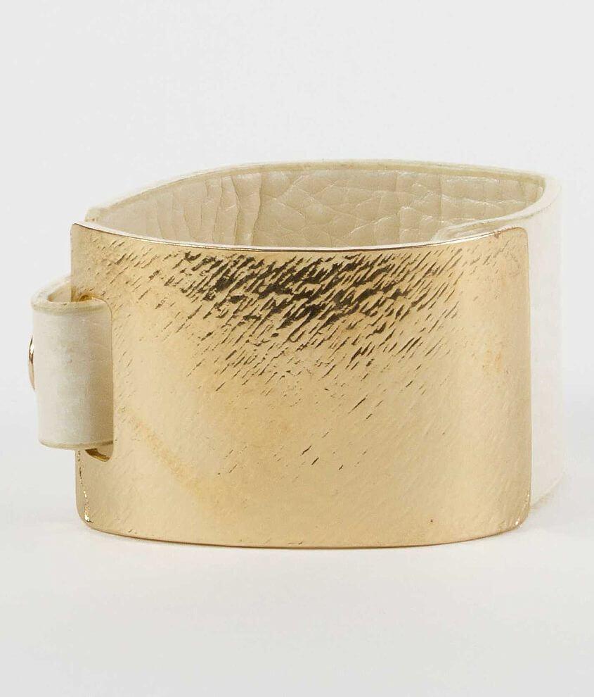 BKE Textured Bracelet front view