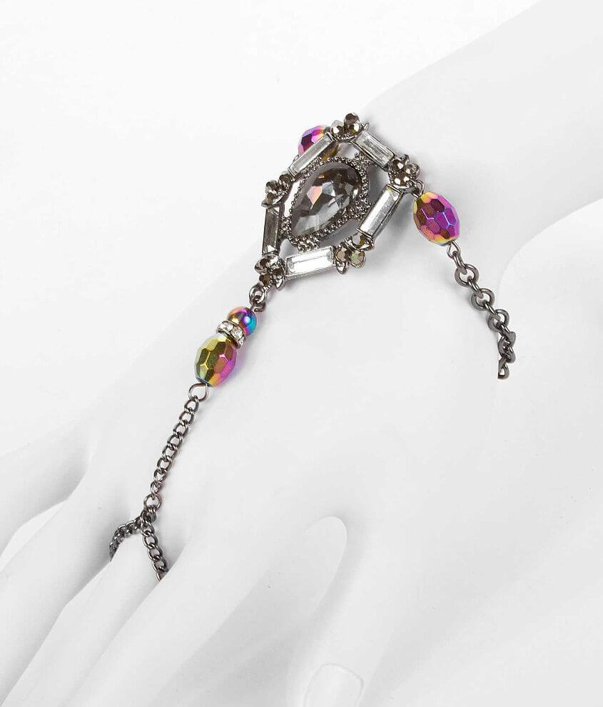 BKE Teardop Hand Jewelry front view
