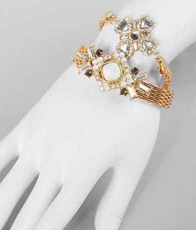 BKE Glitz Bracelet Set