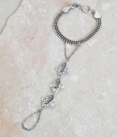 Festive Rhinestone Hand Jewelry