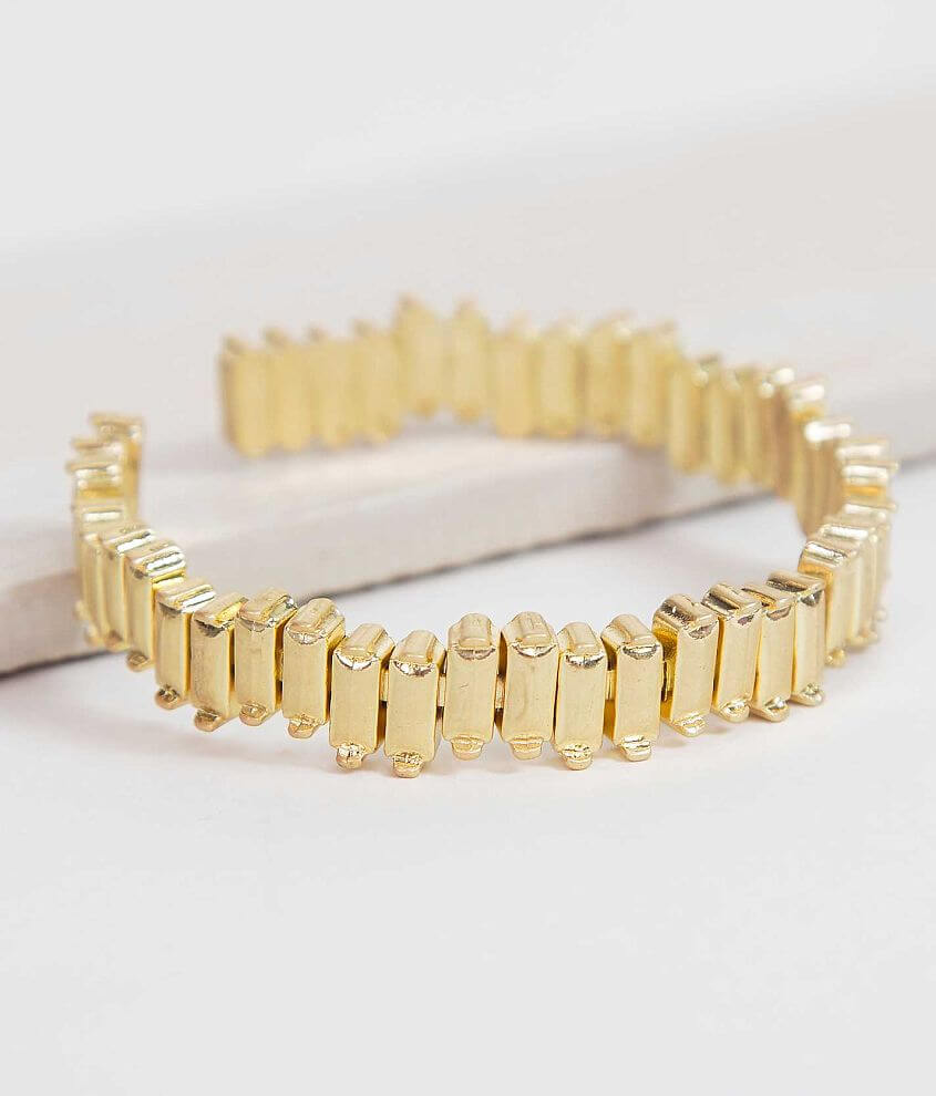 BKE Stacked Bracelet front view