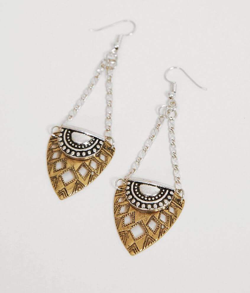 BKE Statement Earring front view