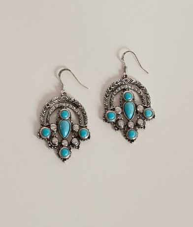 BKE Engraved Earring