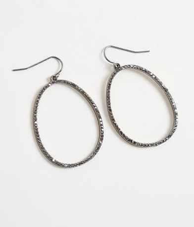 BKE Rhinestone Earring