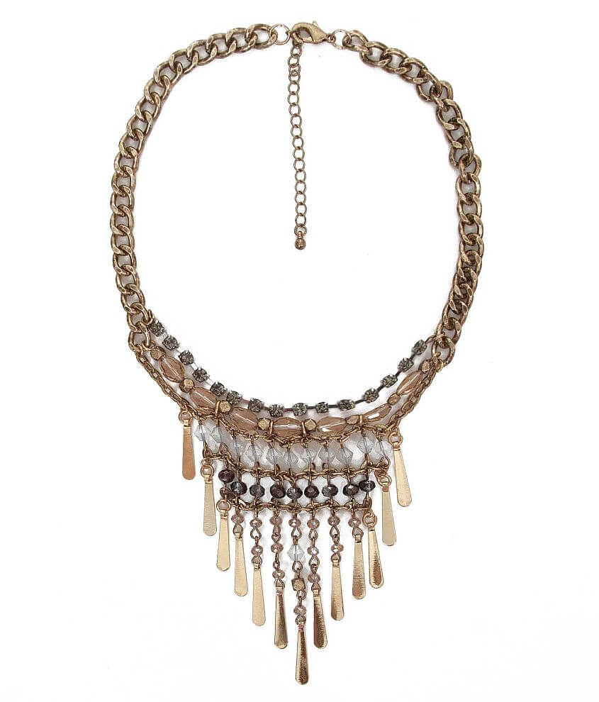 BKE Chain Necklace front view