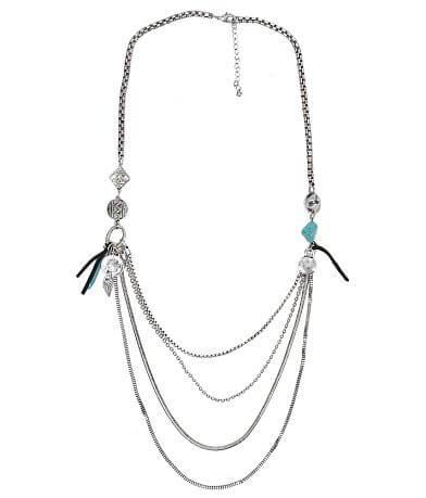 Festive Stone Necklace