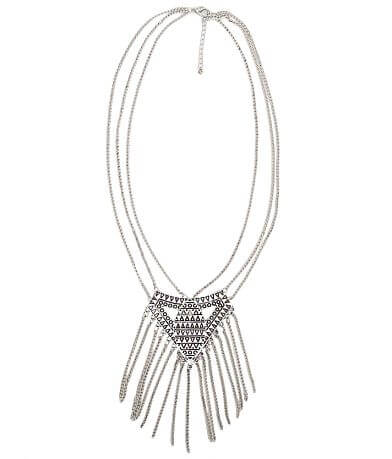Daytrip Fringe Necklace