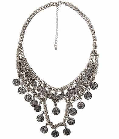 Festive Statement Necklace