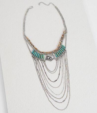 Festive Layered Necklace