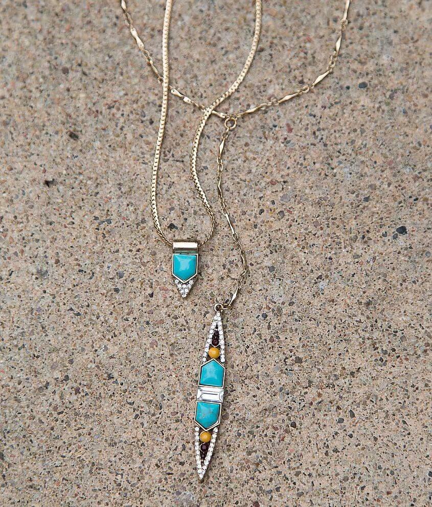 Festive Necklace Set front view
