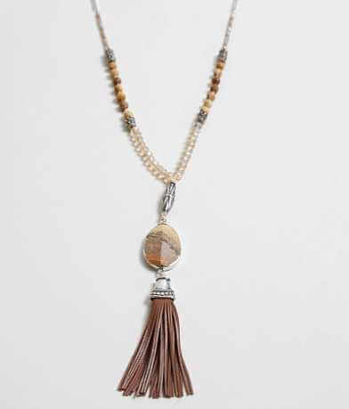 BKE Tassel Necklace