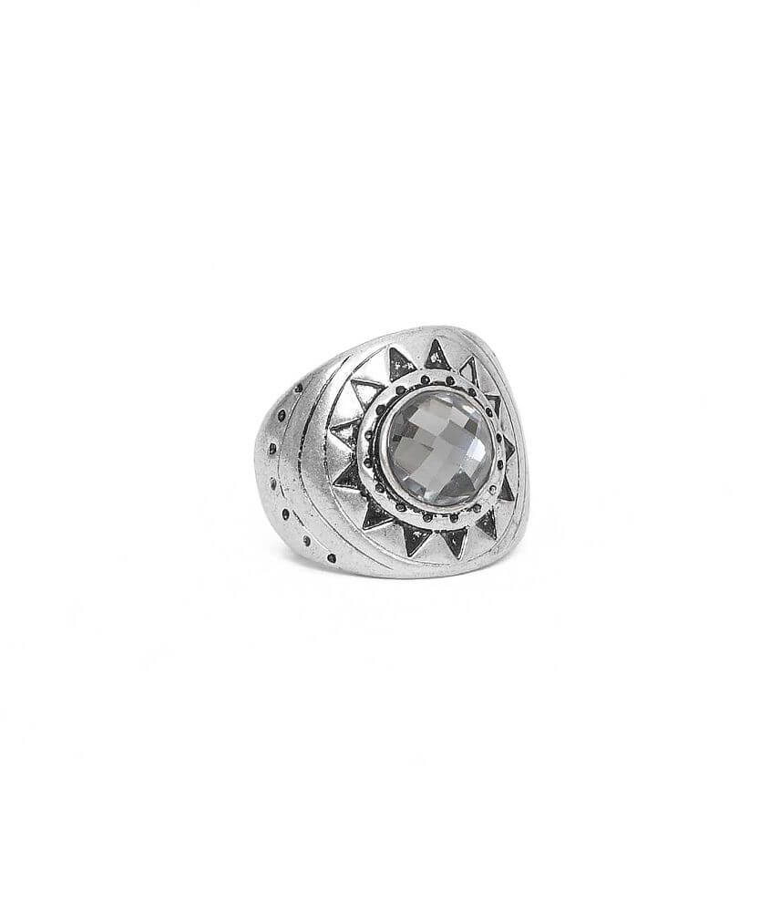 BKE Embossed Ring front view