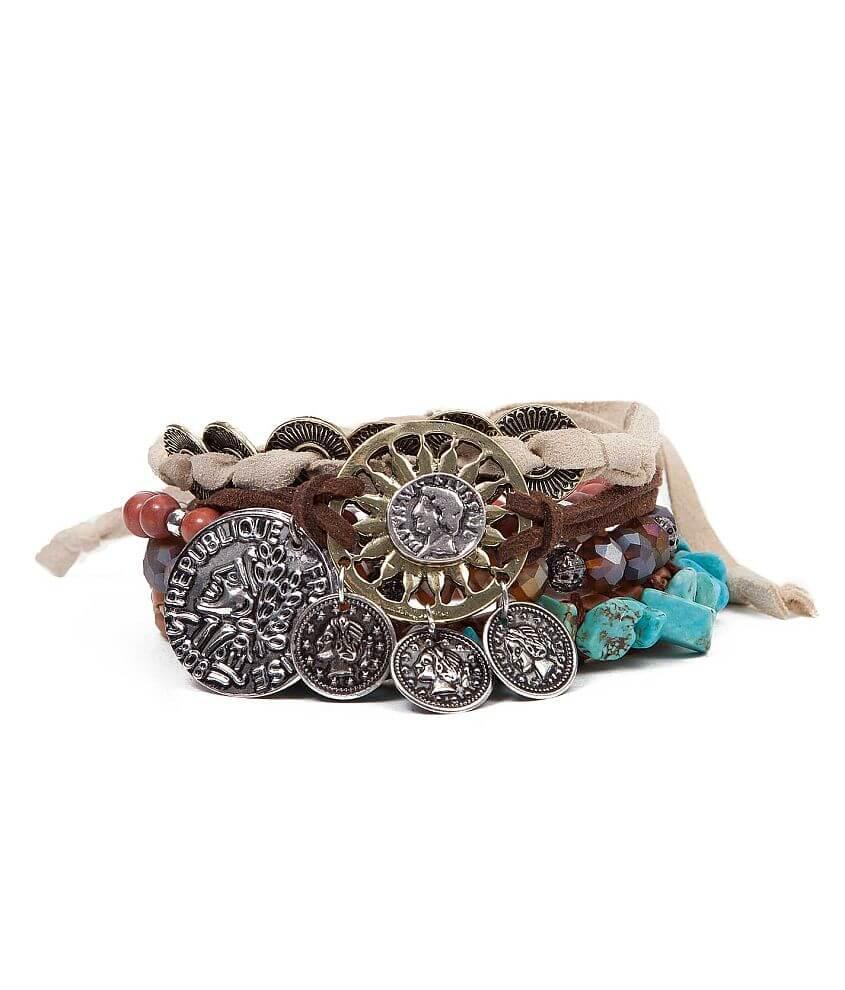 Festive Bracelet Set front view