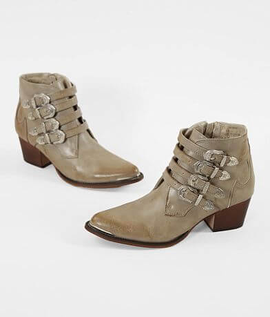 ARider Girl Becky Western Ankle Boot