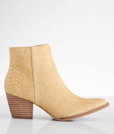 ARider Danika Snake Print Ankle Boot