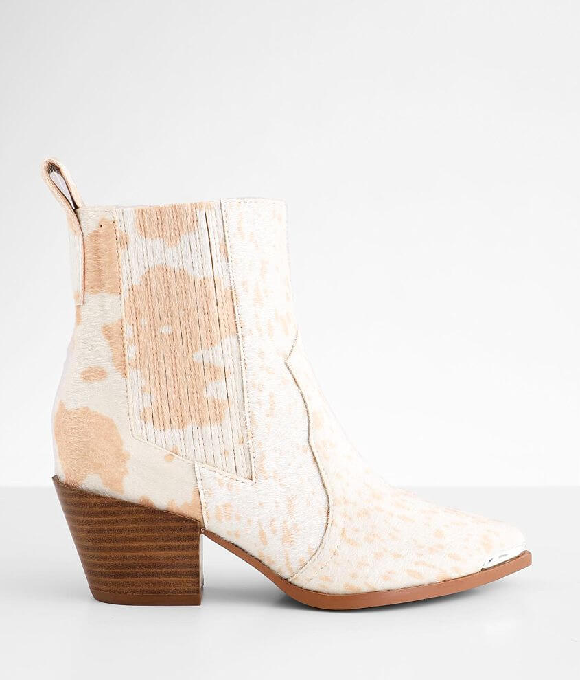 ARider Eleanor Western Inspired Ankle Boot front view