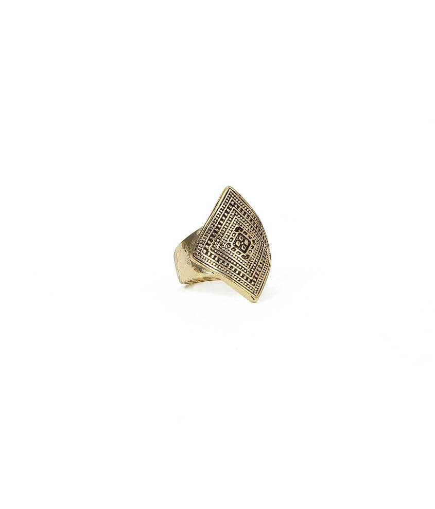 BKE Textured Ring front view